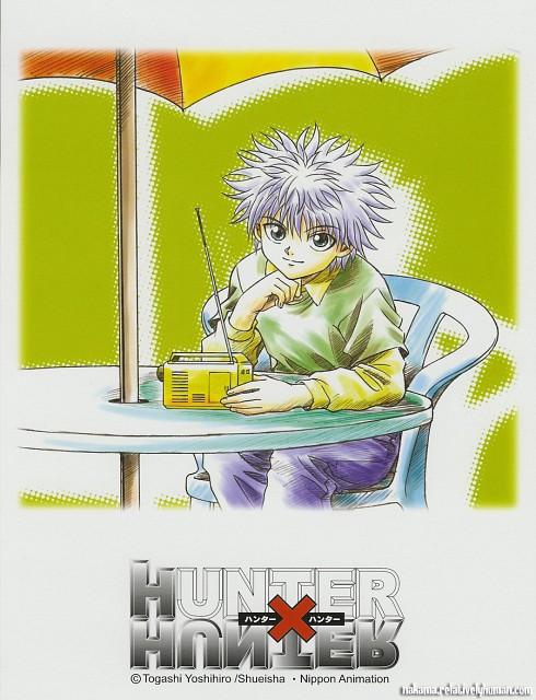 Yoshihiro Togashi, Hunter x Hunter, Killua Zaoldyeck