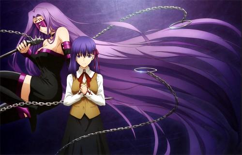 TYPE-MOON, Fate/stay night, Sakura Matou, Rider (Fate/stay night)