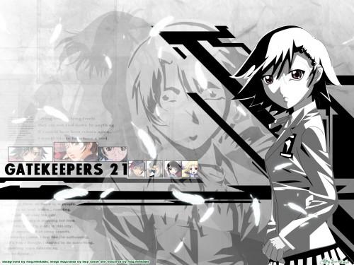 Keiji Gotoh, Gate Keepers, Ayane Isuzu Wallpaper