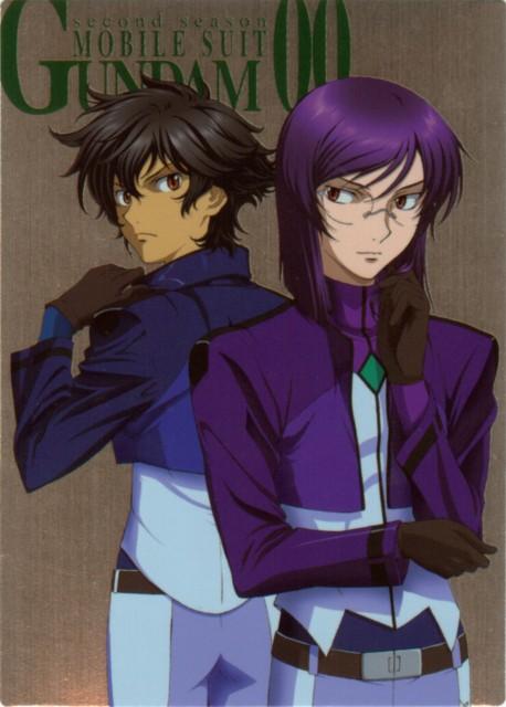 Mobile Suit Gundam 00, Setsuna F. Seiei, Tieria Erde
