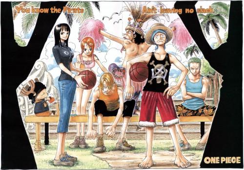Eiichiro Oda, Toei Animation, One Piece, Color Walk 4 - Eagle, Sanji
