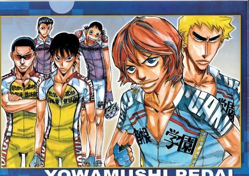Wataru Watanabe, TMS Entertainment, Yowamushi Pedal, Juichi Fukutomi, Shunsuke Imaizumi