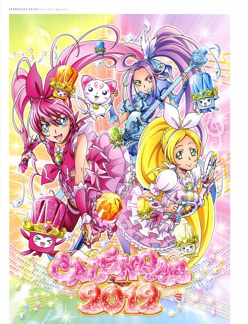 Toei Animation, Suite Precure, Takahashi Akira Toei Animation Precure Works, Hummy, Cure Rhythm
