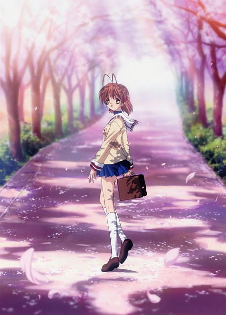 Kazumi Ikeda, Kyoto Animation, Clannad, Nagisa Furukawa