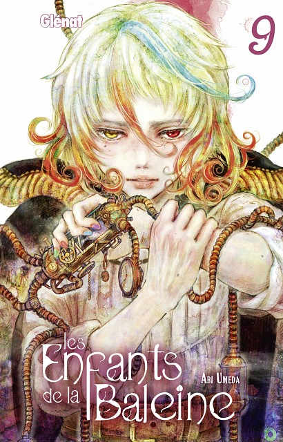 Abi Umeda, J.C. Staff, Kujira no Kora wa Sajou ni Utau, Rohalito no Amonlogia, Manga Cover