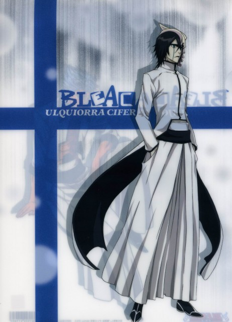 Studio Pierrot, Bleach, Ulquiorra Cifer