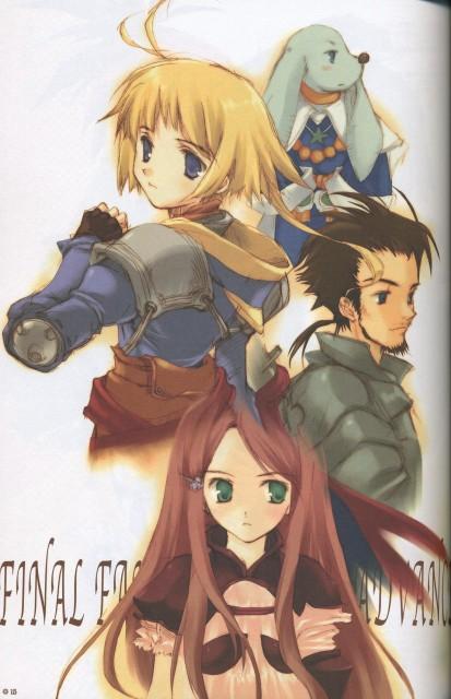 Square Enix, Final Fantasy Tactics