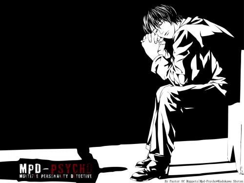 Sho-u Tajima, MPD-Psycho, Vector Art Wallpaper