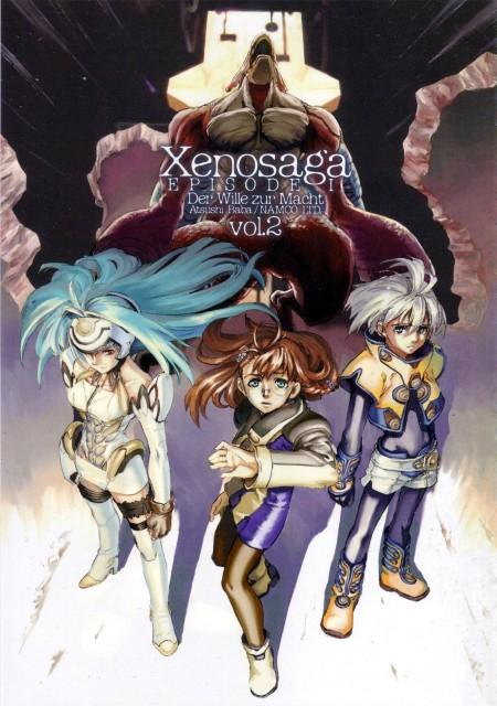 Xenosaga, KOS-MOS, Chaos, Shion Uzuki
