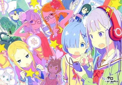 Shinichiro Otsuka, White Fox, Re:Zero, Priscilla Barielle, Beatrice (Re:Zero)