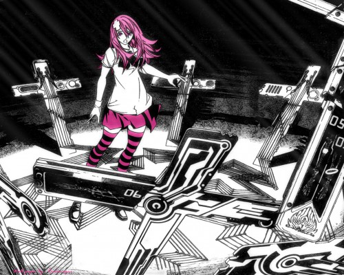 Oh! Great, Air Gear, Kururu Sumeragi Wallpaper