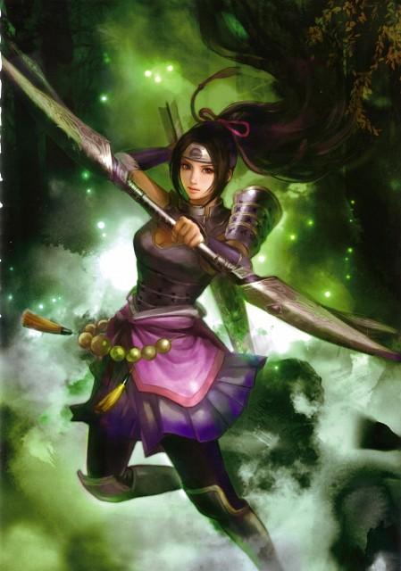 Koei, Sengoku Musou, Inahime