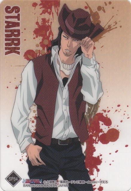 Studio Pierrot, Bleach, Coyote Starrk, Trading Cards
