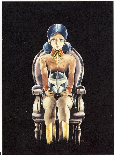 Yoshikazu Yasuhiko, Sunrise (Studio), Mobile Suit Gundam - Universal Century, Lalah Sune
