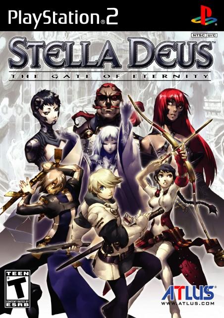 Atlus, Stella Deus, Linea, Lumena, Spero