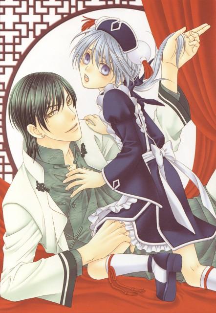 Itsuki Kaname, Oh! My Maid, Hyakka Souen