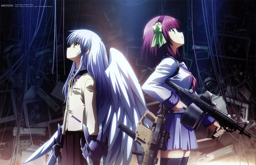 Na-Ga, Katsuzou Hirata, P.A. Works, Key (Studio), Angel Beats!