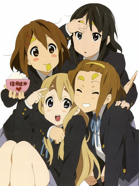 Yukiko Horiguchi, Kakifly, Kyoto Animation, K-On!, K-On! - Colorful Memories