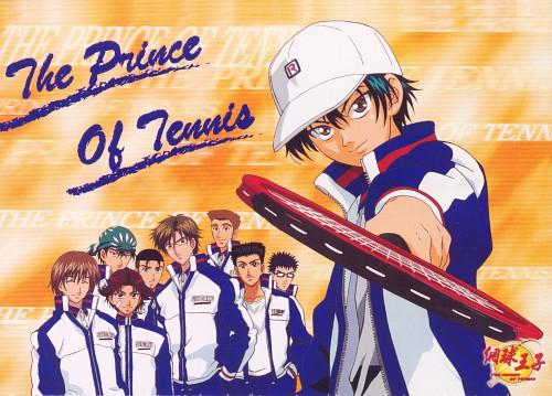 Takeshi Konomi, J.C. Staff, Prince of Tennis, Shuichiro Oishi, Ryoma Echizen