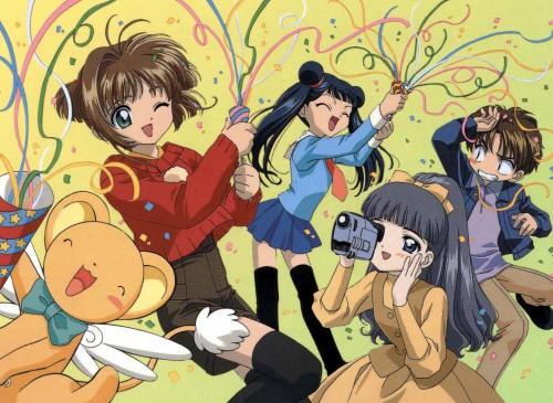 Madhouse, Cardcaptor Sakura, Sakura Kinomoto, Meiling Li, Tomoyo Daidouji