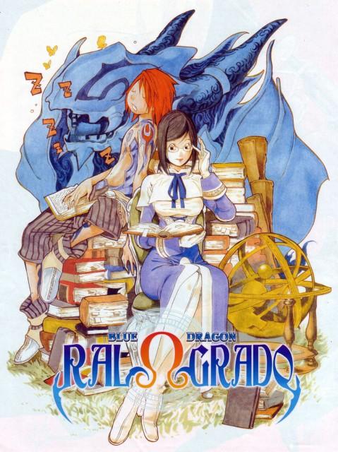Takeshi Obata, Blue Dragon Ral Grad, Ral, Grad , Mio