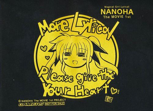 Maki Tsuzuki, Seven Arcs, Mahou Shoujo Lyrical Nanoha, Fate Testarossa