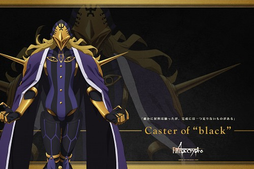 TYPE-MOON, Fate/Apocrypha, Black Caster