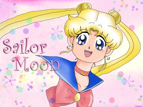Toei Animation, Bishoujo Senshi Sailor Moon, Sailor Moon, Member Art Wallpaper