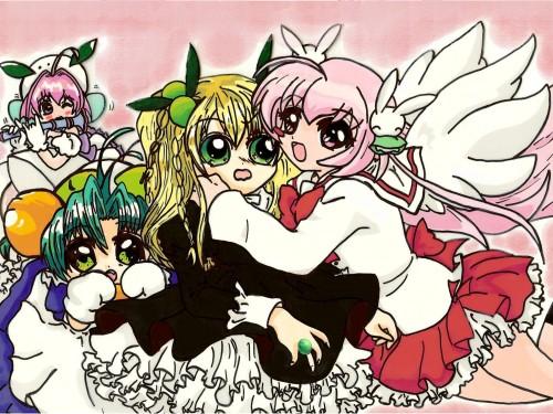 Koge Donbo, Di Gi Charat, Pita Ten, Kamichama Karin, A Little Snow Fairy Sugar
