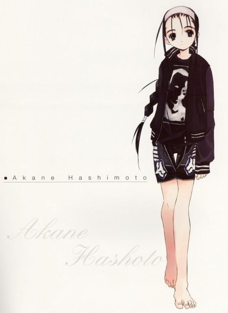 Renga, Brafman Over Boost, Akane Hashimoto