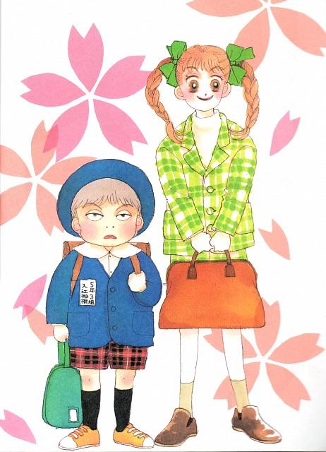 Kaoru Tada, Itazura na Kiss, Kotoko Aihara, Yuki Irie