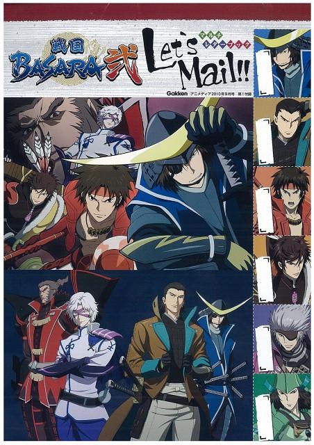 Makoto Tsuchibayashi, Capcom, Sengoku Basara, Keiji Maeda (Sengoku Basara), Kojuro Katakura
