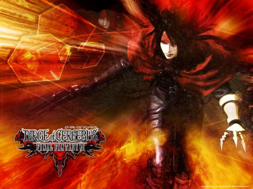 Square Enix, Final Fantasy VII, Final Fantasy VII: Dirge of Cerberus, Vincent Valentine Wallpaper