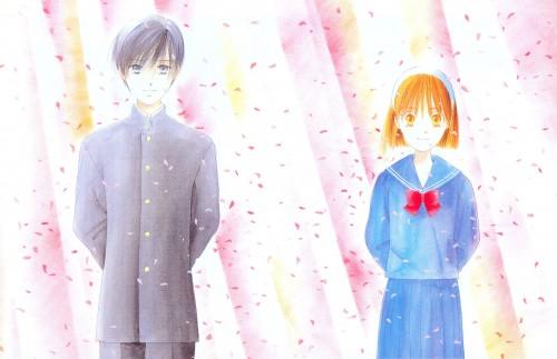 Masami Tsuda, Kare Kano, Kare Kano Character Book, Soichiro Arima, Yukino Miyazawa