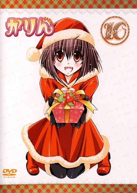 Karin, Yuna Kagesaki, J.C. Staff, Karin Maaka, DVD Cover