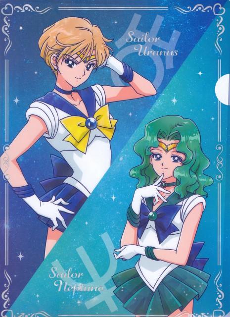 Toei Animation, Bishoujo Senshi Sailor Moon, Sailor Neptune, Sailor Uranus