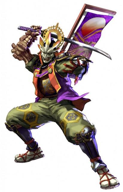 Namco, Soul Calibur, Yoshimitsu