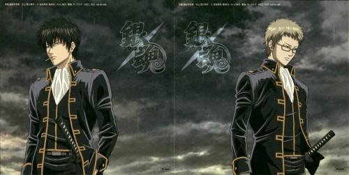 Sunrise (Studio), Gintama, Kamotarou Itou, Toshiro Hijikata, Album Cover