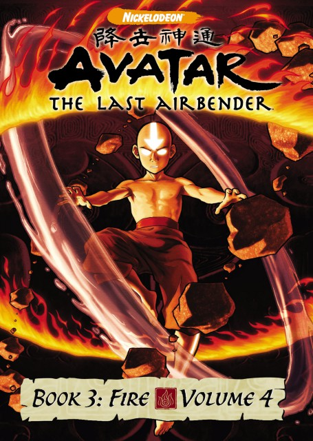 Nickelodeon, Avatar: The Last Airbender, Aang