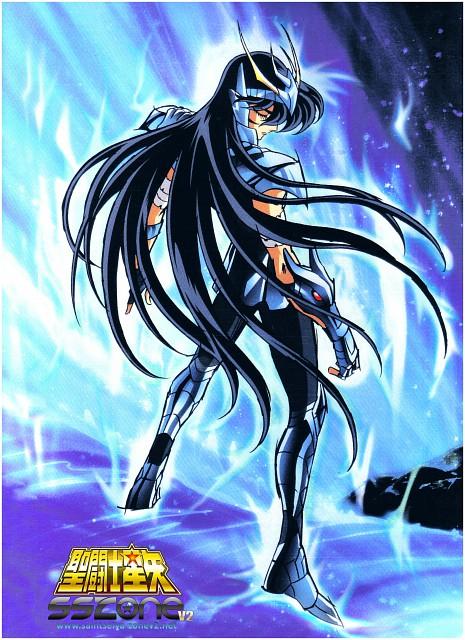 Masami Kurumada, Toei Animation, Saint Seiya, Dragon Shiryu
