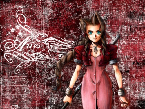 Square Enix, Final Fantasy VII, Aerith Gainsborough Wallpaper