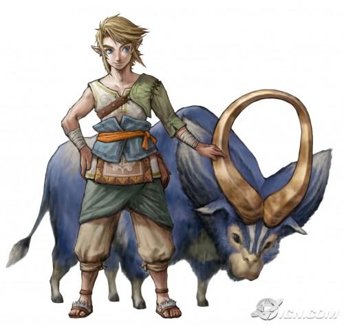 Nintendo, The Legend of Zelda: Twilight Princess, The Legend of Zelda, Link