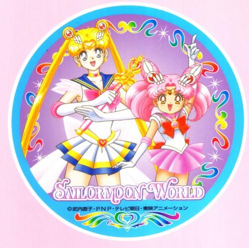Toei Animation, Bishoujo Senshi Sailor Moon, Super Sailor Chibi Moon, Super Sailor Moon, Coloring Book