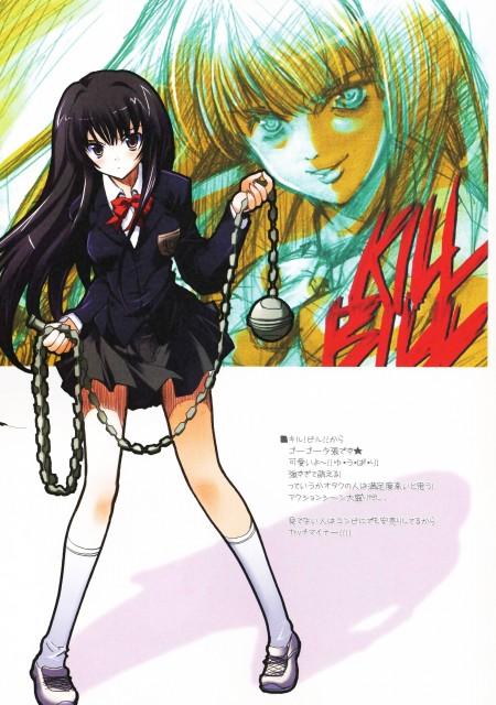 Kill Bill, The Bride, Gogo Yubari