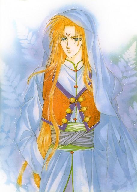 Su Lan You, Fire King, Zhong Tian