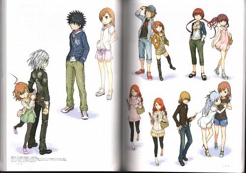 Motoi Fuyukawa, J.C. Staff, To Aru Kagaku no Railgun, To Aru Majutsu no Index, Rainbow Spectrum: Colors