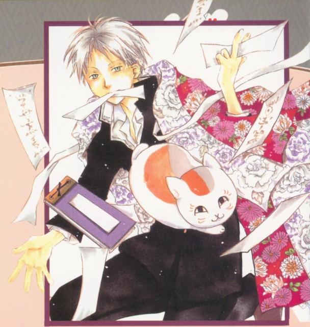 Yuki Midorikawa, Brains Base, Natsume Yuujin-Chou, Nyanko-sensei, Takashi Natsume
