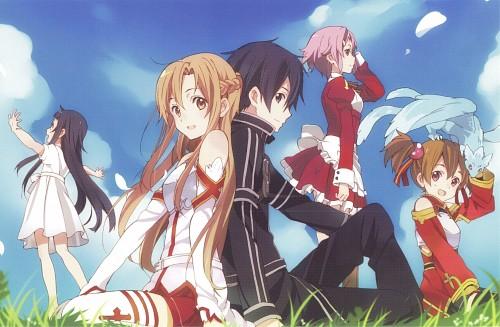 Abec, Shingo Adachi, A-1 Pictures, Sword Art Online, Yui (Sword Art Online)