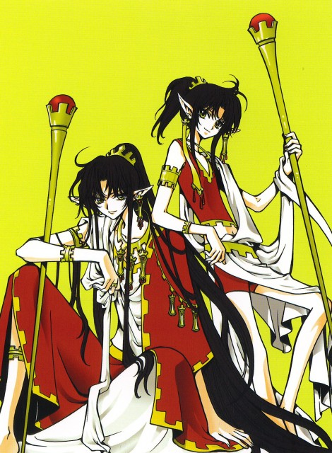 CLAMP, RG Veda, CLAMP no Kiseki, Ashura