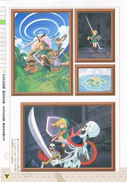 Nintendo, The Legend of Zelda, The Legend of Zelda: Link's Awakening, Link